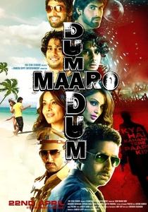 Dum Maaro Dum - Poster / Capa / Cartaz - Oficial 1