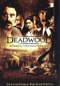 Deadwood (1ª Temporada) - Poster / Capa / Cartaz - Oficial 1