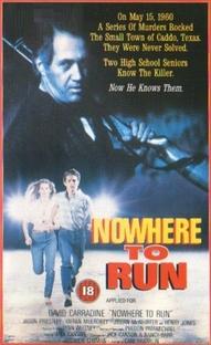 Nowhere to Run - Poster / Capa / Cartaz - Oficial 1