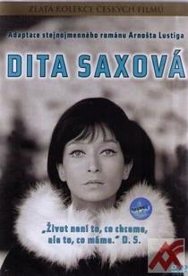 Dita Saxová  - Poster / Capa / Cartaz - Oficial 2