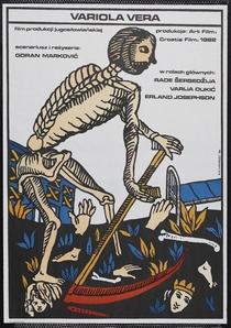 Variola vera - Poster / Capa / Cartaz - Oficial 1