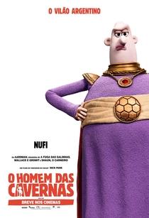 O Homem das Cavernas - Poster / Capa / Cartaz - Oficial 37