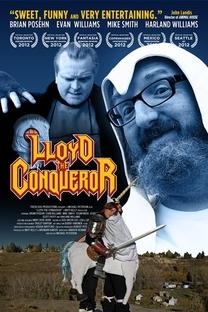 Lloyd o Conquistador - Poster / Capa / Cartaz - Oficial 2