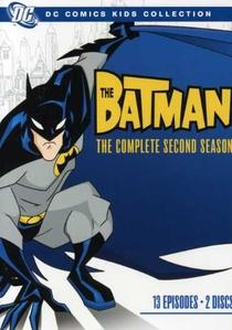 The Batman (2º Temporada) - Poster / Capa / Cartaz - Oficial 1