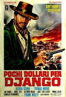 Poucos Dólares para Django - Poster / Capa / Cartaz - Oficial 1