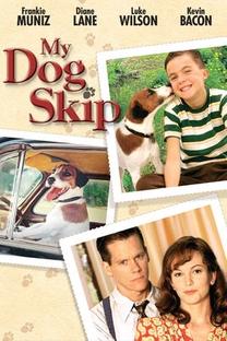 Meu Cachorro Skip - Poster / Capa / Cartaz - Oficial 4