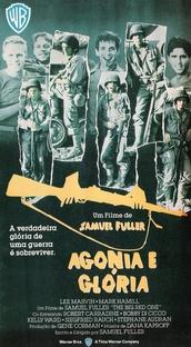 Agonia e Glória - Poster / Capa / Cartaz - Oficial 4