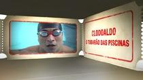 Clodoaldo Silva - O Tubarão das Piscinas - Poster / Capa / Cartaz - Oficial 1