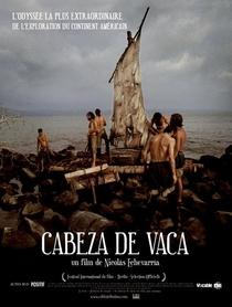 Cabeza de Vaca - Poster / Capa / Cartaz - Oficial 1