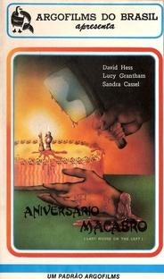 Aniversário Macabro - Poster / Capa / Cartaz - Oficial 3