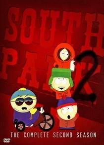 South Park (2ª Temporada) - Poster / Capa / Cartaz - Oficial 1