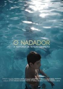 O Nadador – A História de Tetsuo Okamoto - Poster / Capa / Cartaz - Oficial 1