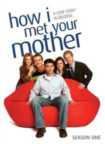 How I Met Your Mother (1ª Temporada) - Poster / Capa / Cartaz - Oficial 1