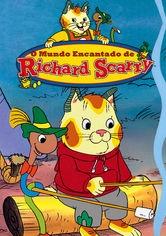 O mundo encantado de Richard Scarry - Poster / Capa / Cartaz - Oficial 1