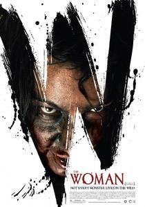 The Woman - Nem Todo Monstro Vive na Selva - Poster / Capa / Cartaz - Oficial 1