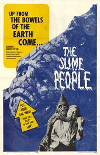 The Slime People - Poster / Capa / Cartaz - Oficial 1