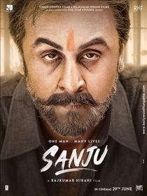 Sanju - Poster / Capa / Cartaz - Oficial 4
