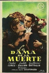 La Dama de la Muerte  - Poster / Capa / Cartaz - Oficial 1