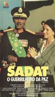 Sadat - O Guerrilheiro Da Paz - Poster / Capa / Cartaz - Oficial 2