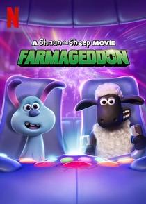 Shaun, O Carneiro - O Filme: A Fazenda Contra-Ataca - Poster / Capa / Cartaz - Oficial 4