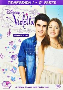 Violetta (1ª Temporada) - Poster / Capa / Cartaz - Oficial 8
