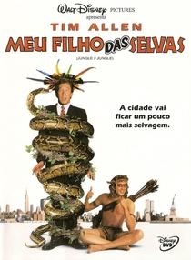 Meu Filho das Selvas - Poster / Capa / Cartaz - Oficial 1
