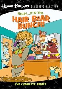 O Urso do Cabelo Duro - Poster / Capa / Cartaz - Oficial 1