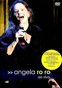 Ângela Rô Rô Ao Vivo  - Poster / Capa / Cartaz - Oficial 1