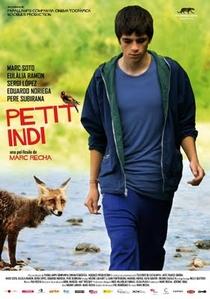 O Pequeno Indi - Poster / Capa / Cartaz - Oficial 1