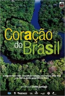 Coração do Brasil - Poster / Capa / Cartaz - Oficial 1
