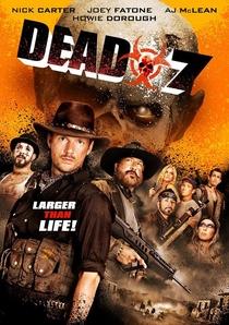Dead 7 - Poster / Capa / Cartaz - Oficial 1