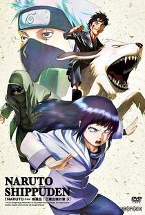Naruto Shippuden (5ª Temporada) - Poster / Capa / Cartaz - Oficial 2