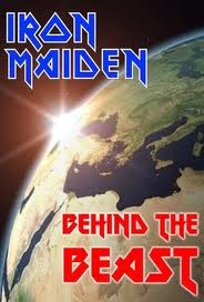 Iron Maiden - Behind The Beast - Poster / Capa / Cartaz - Oficial 1