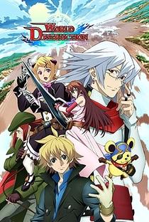 World Destruction: Sekai Bokumetsu no Rokunin - Poster / Capa / Cartaz - Oficial 6