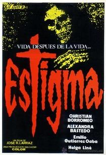 Estigma - Poster / Capa / Cartaz - Oficial 1