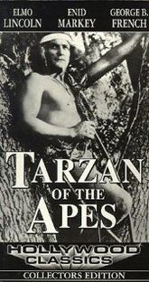 Tarzan, O Homem Macaco - Poster / Capa / Cartaz - Oficial 1