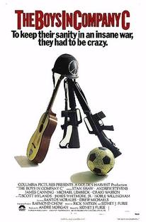 Os Rapazes da Companhia C - Poster / Capa / Cartaz - Oficial 1