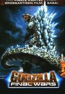 Godzilla Batalha Final