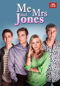 Me and Mrs Jones - Poster / Capa / Cartaz - Oficial 1