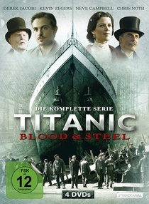 Titanic: Blood and Steel - Poster / Capa / Cartaz - Oficial 3