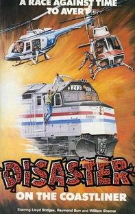 Desastre no Trem da Morte - Poster / Capa / Cartaz - Oficial 1