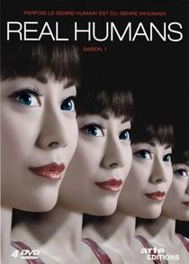 Real Humans - Poster / Capa / Cartaz - Oficial 1