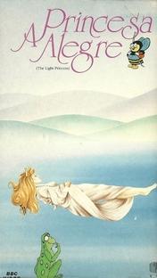A Princesa Alegre - Poster / Capa / Cartaz - Oficial 1