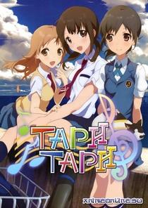Tari Tari - Poster / Capa / Cartaz - Oficial 2
