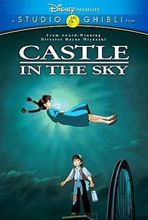 O Castelo no Céu - Poster / Capa / Cartaz - Oficial 9