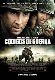 Códigos de Guerra - Poster / Capa / Cartaz - Oficial 4