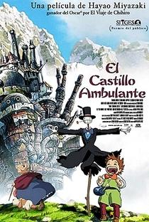 O Castelo Animado - Poster / Capa / Cartaz - Oficial 39