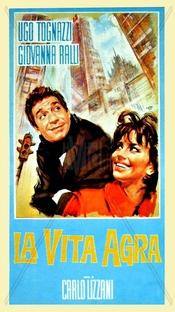 La vita agra - Poster / Capa / Cartaz - Oficial 3