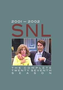 Saturday Night Live (27ª Temporada) - Poster / Capa / Cartaz - Oficial 1