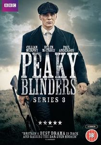 Peaky Blinders (3ª Temporada) - Poster / Capa / Cartaz - Oficial 1